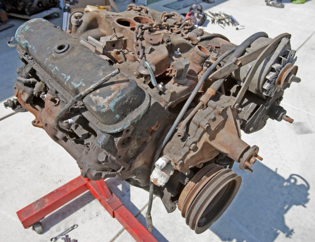 The Latest From The Pontiac Engine Teardown